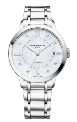 BAUME & MERCIER Classima Automatic  Diamond Ladies Watch 10221